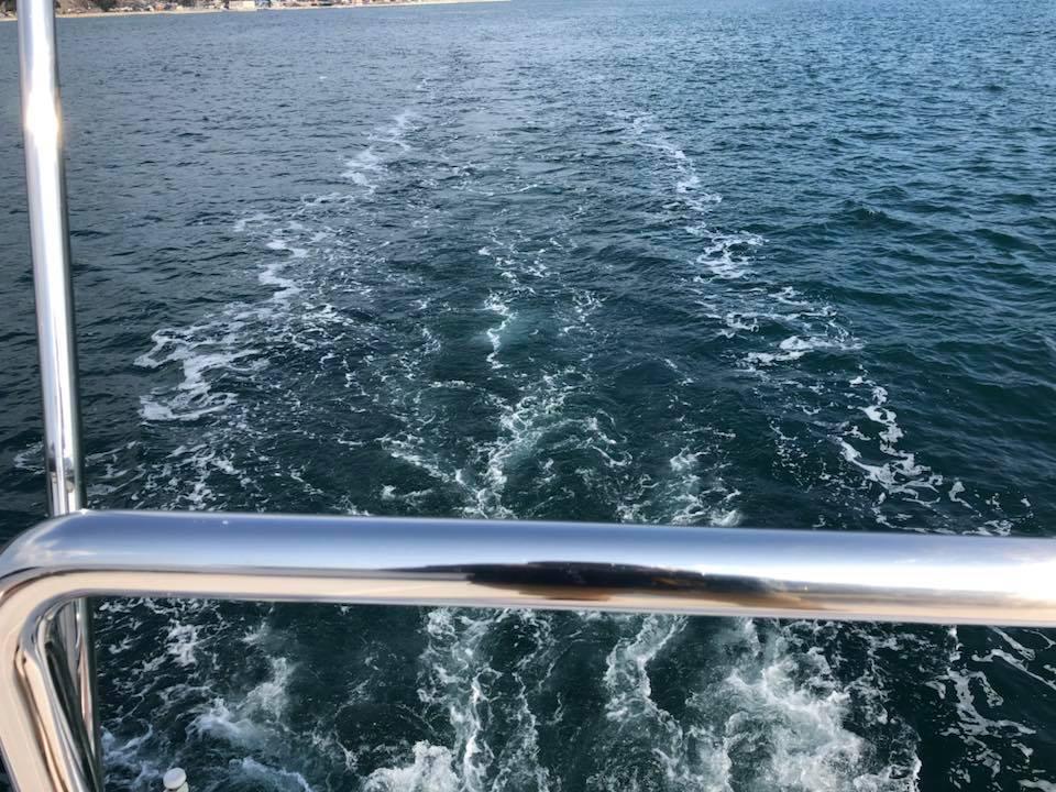 【海上空撮】船の上でドローン空撮するために注意すべき6つのポイント