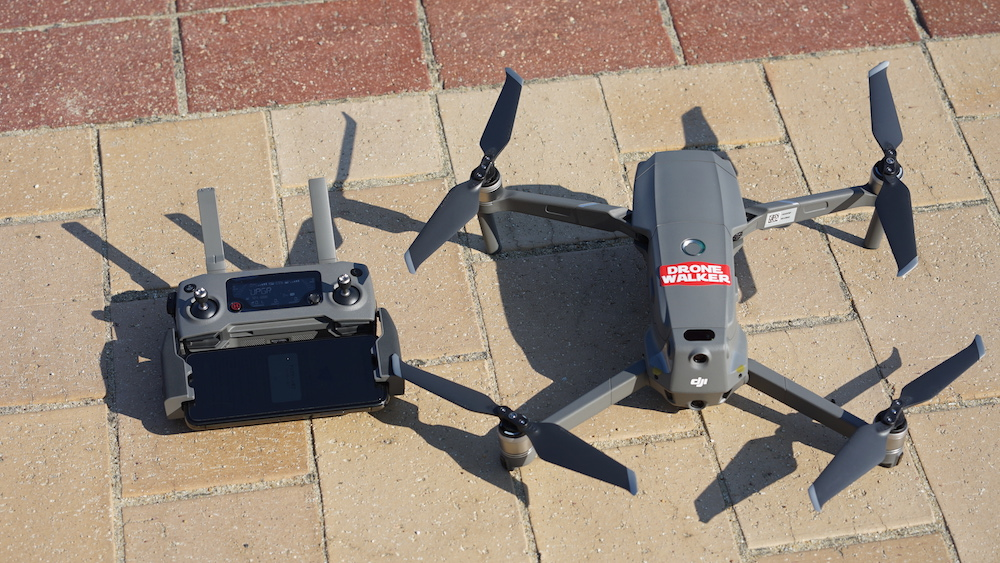 Mavic 2 Proで空撮してみた!『ハッセルブラッド』のカメラで最高かよ