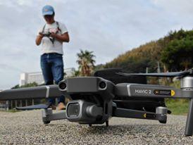Mavic2がカメラピント初期不良で故障!DJIの修理サポートで交換しました