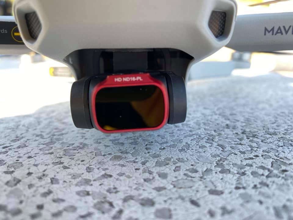 Honbobo DJI Mavic Mini 対応レンズフィルター