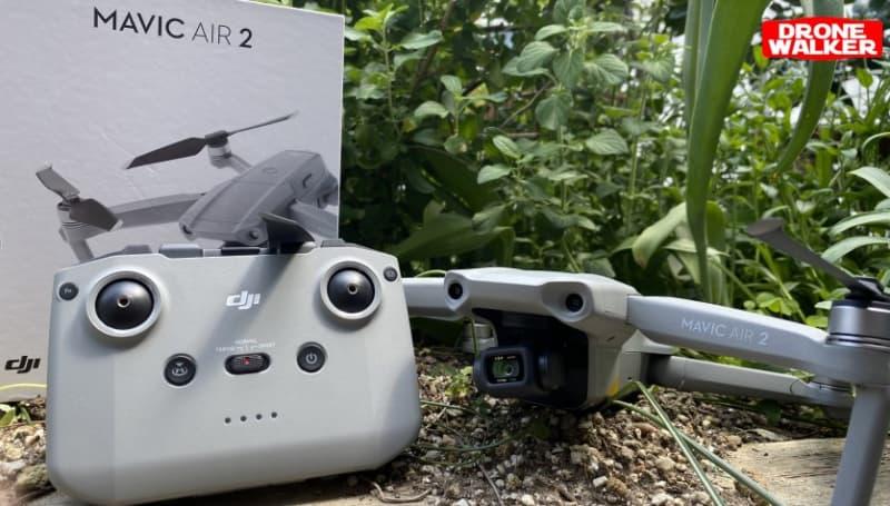 【実機鬼レビュー】新『Mavic Air2』の進化点を歴代ドローンと徹底比較しました。